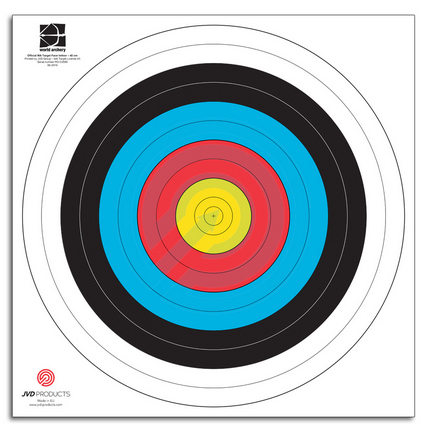 World Archery Scheibenauflage Ø  60cm