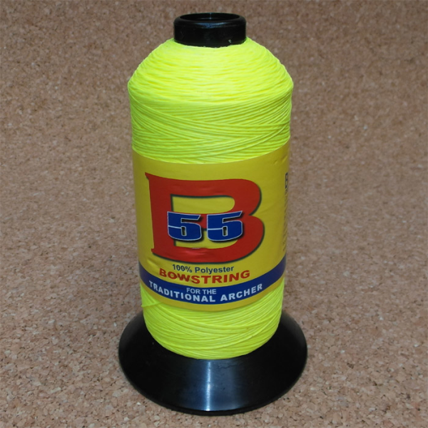 BCY B55 Bowstring - 1 lb - Fluo Yellow