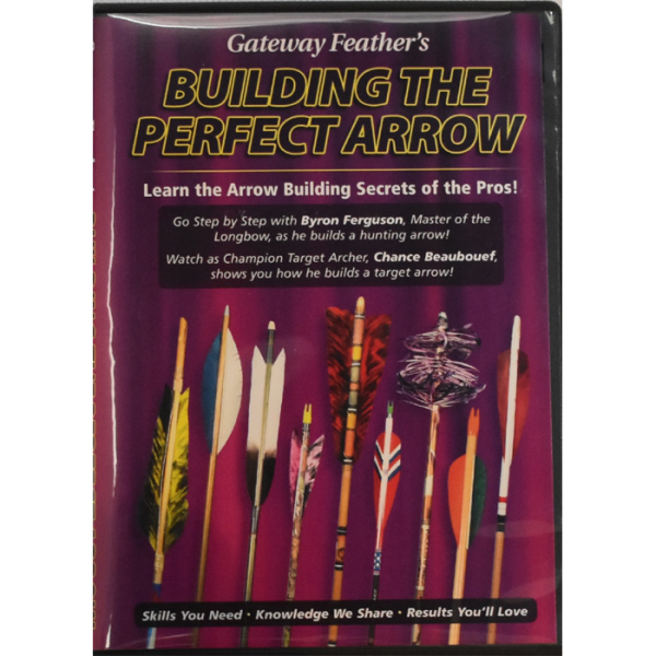 DVD - Gateway - Building The Perfect Arrow