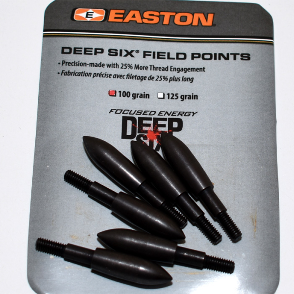 Easton, Pfeilspitze Deep Six DP6-4 100 grain