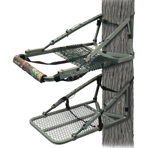 Gorilla Treestand Greyback Climbing
