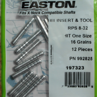 Easton, Pfeilinsert HIT Aluminium